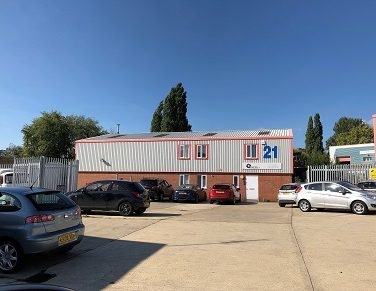Petchey purchase a vacant industrial unit in Colchester.