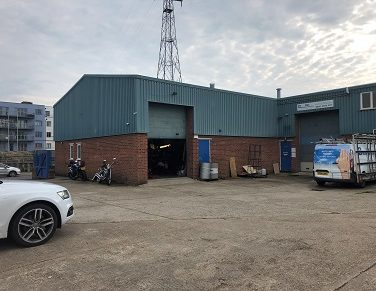 Petchey purchase two adjacent industrial properties in Colchester.