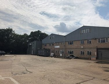 Petchey purchase a largely vacant industrial estate in Maldon.