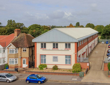 Petchey acquire a modern industrial terrace in Croydon.