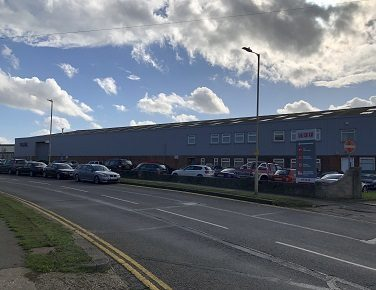 Petchey acquire a large industrial estate in Herne Bay